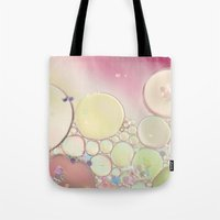 kaleidoscope Tote Bags featuring Kaleidoscope by Beth - Paper Angels Photography