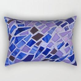 The Calm Mosaic Rectangular Pillow