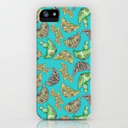 """""""Oro?"""" Cactus Teal  iPhone Case"""