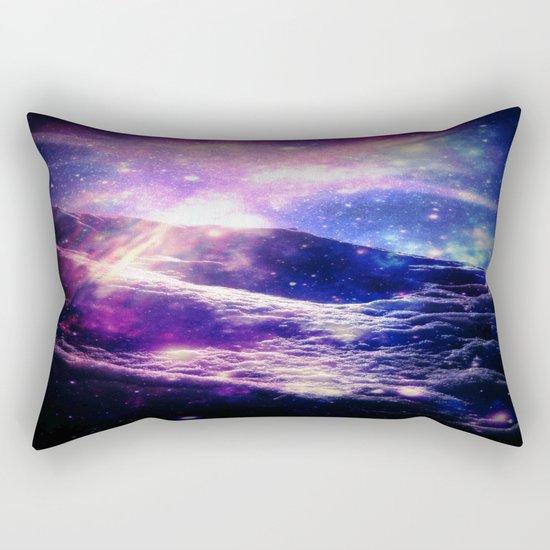 Cosmic Radiance Rectangular Pillow
