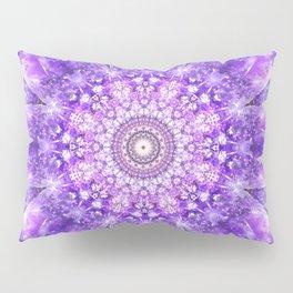 Light of Hope Mandala Pillow Sham