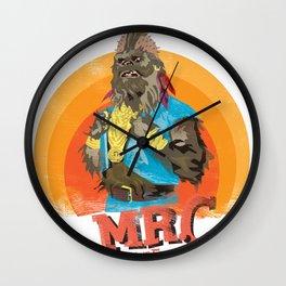 Mr.C Wall Clock