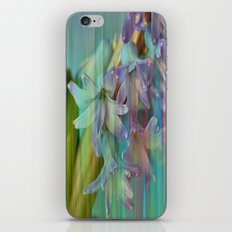 風信子 iPhone & iPod Skin