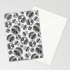 SUGAR SKULLS Stationery Cards