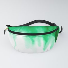 Emerald Bleed Fanny Pack