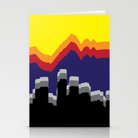 colorado Stationery Cards featuring ColoRADo by Sierra LaFrance