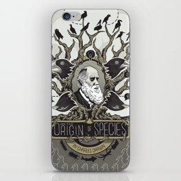 On the Origin of Species iPhone Skin