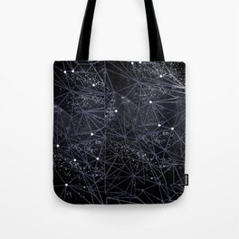 geometry of space Tote Bag