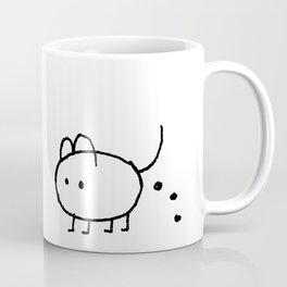 SHIT HAPPENS IN SUMMER Coffee Mug