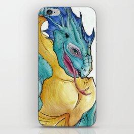 Dragon#4 iPhone Skin
