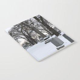 Haunted Winter II Notebook