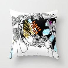 Wal Throw Pillow