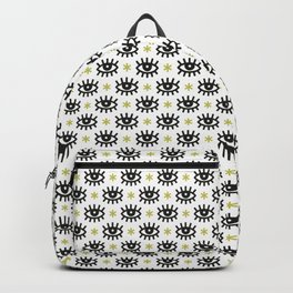 Eyes and stars Backpack