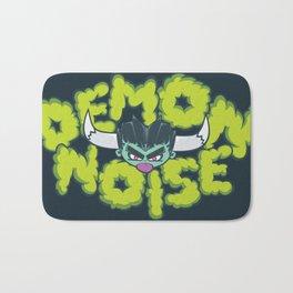 Demon Noise Bath Mat