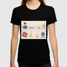 Poker, Cash & Partying - Nevada Day T-shirt