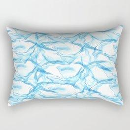 Abstract background 64 Rectangular Pillow
