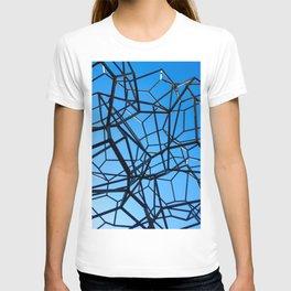 Blue Leica sky T-shirt