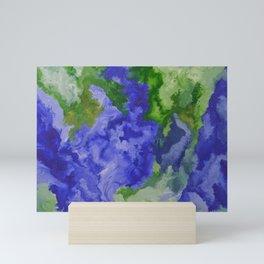 Water and Earth Mini Art Print