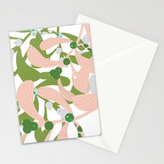 Be Happy and Love Me Stationery Cards