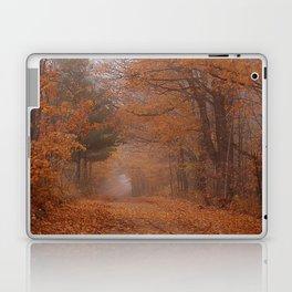 Autumn Path Laptop & iPad Skin