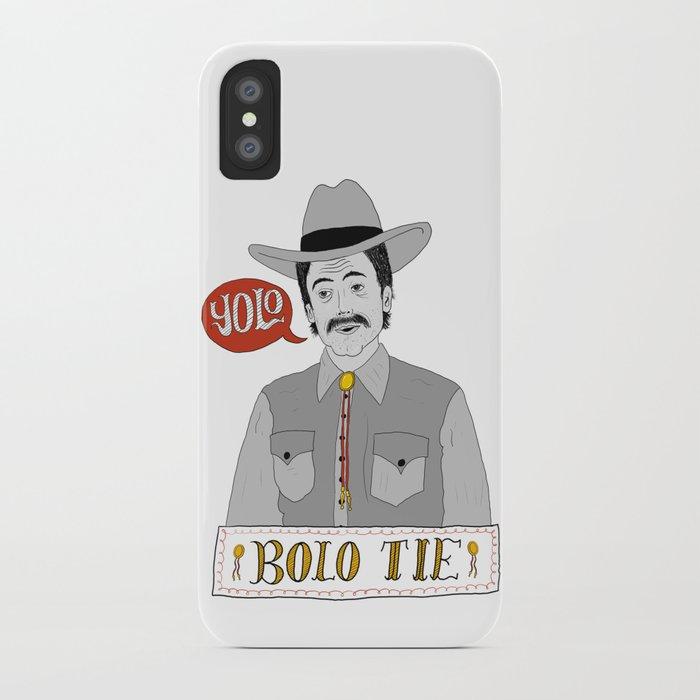 Yolo Bolo iPhone Case