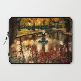 The Bath of the Nymph Laptop Sleeve