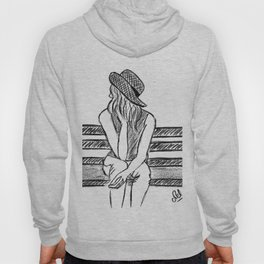 Alone time Hoody
