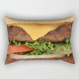 Burgerz Rectangular Pillow