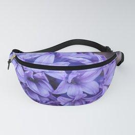 Purple Perfume Fanny Pack