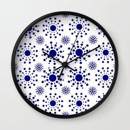 CIRCLES ART Wall Clock