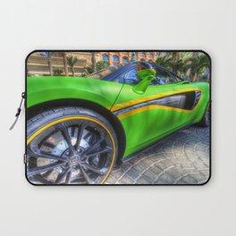 Dubai Super Car Laptop Sleeve