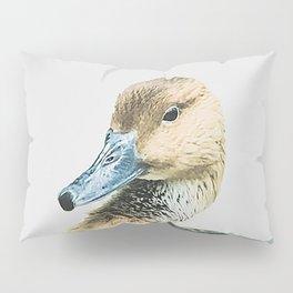 El Pato Arrogante Pillow Sham