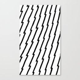 Raw Pattern Series: n.2 Canvas Print