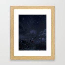 Juggernaut. Framed Art Print