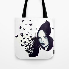Butterflies 2.0 Tote Bag