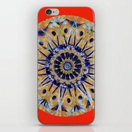 Colorful Mandala WD iPhone Skin