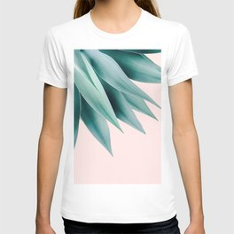 Agave flare T-shirt