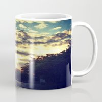 texas Mugs featuring Texas by Camille Renee