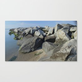 Rock Love Canvas Print
