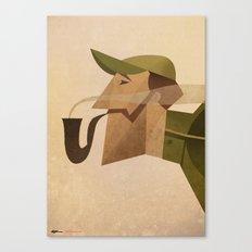 Reginald Canvas Print