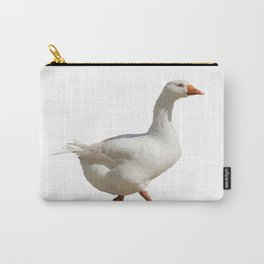 Lovely Weather For Ducks Vector Carry-All Pouch