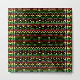 Afrique Metal Print