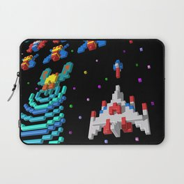 Inside Galaga Laptop Sleeve