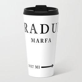 PRADUH MARFA Travel Mug