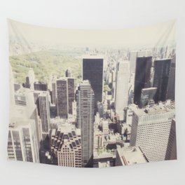 the view::nyc Wall Tapestry