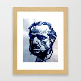 Godfather Framed Art Print