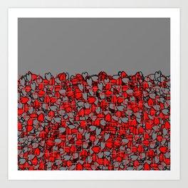 paradajz Art Print