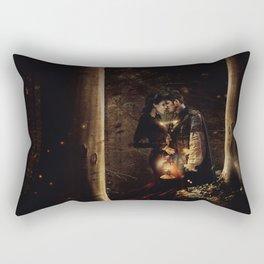 Pixie Dust Never Lies Rectangular Pillow