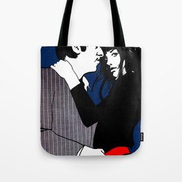 Serge Et Jane Tote Bag