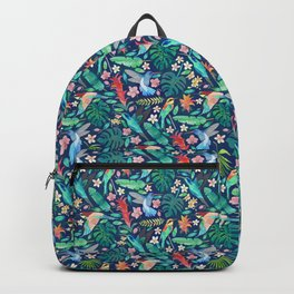 Birds in Bohemian Paradise Backpack